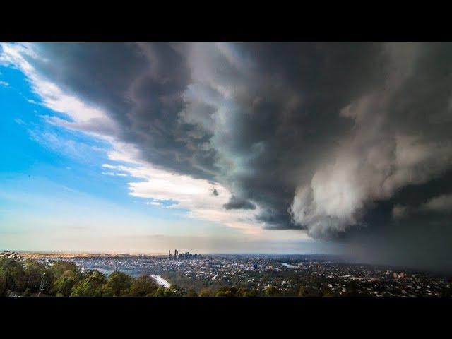 К Украине приближается разрушительный ураган из Румынии