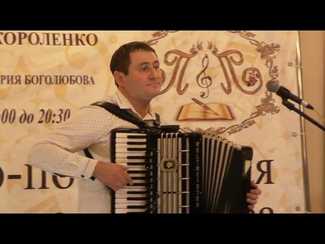 Аккордеонист Юрий Пашалы - Гостиная Павла Пикалова 12.12.2017