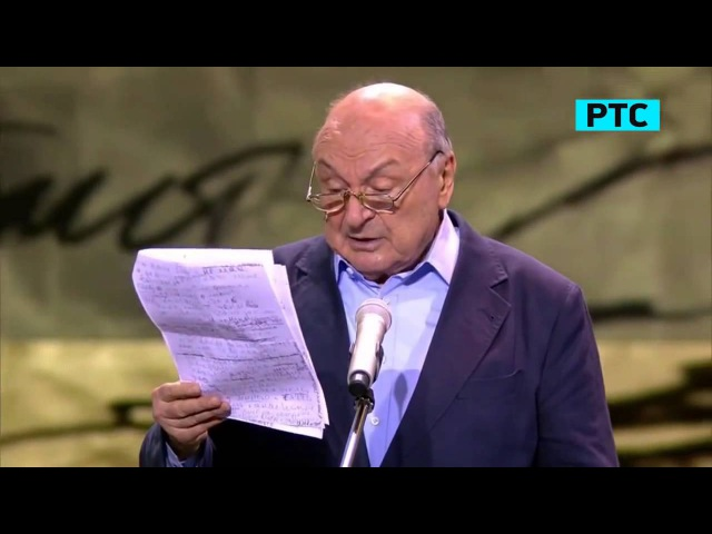Вырезанное выступление Жванецкого на ТЭФИ-2015