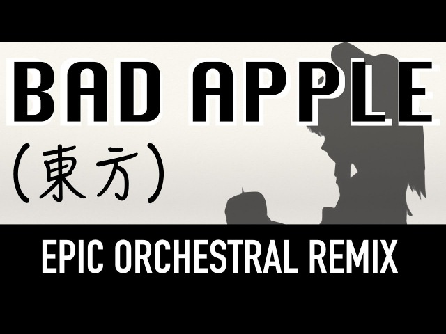 BAD APPLE!! - EPIC ORCHESTRAL COVER (Japanese Ver. 日本版)