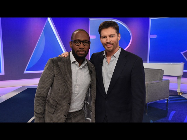 """HARRY TV on Instagram: """"Harry surprised GameNight star @Lamorne Morris with the one thing he loves more than anything else. HarryTV"""""""