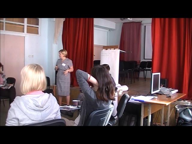 Алексей Жигач, Наталья Камелина - Группы психологической поддержки родителей