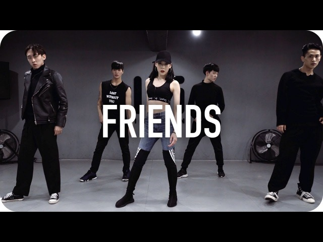 FRIENDS - Marshmello Anne-Marie / Tina Boo Choreography