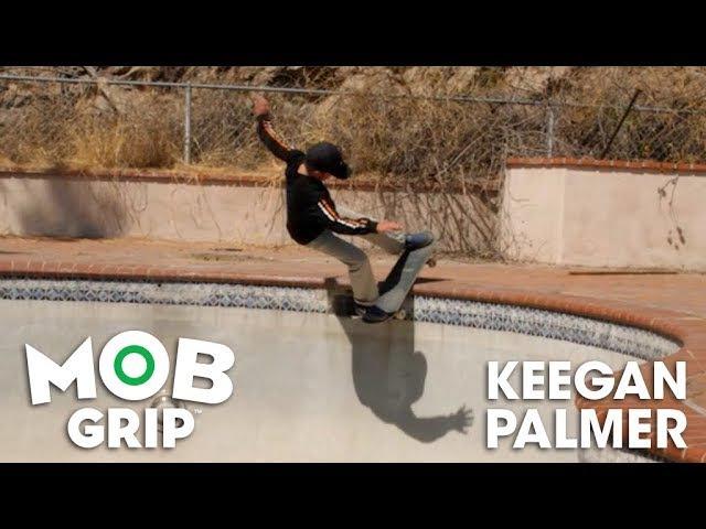 Keegan Palmer: The Grippiest | MOB Grip