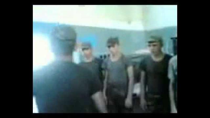 туркмен прикол в армии.