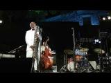 Hamiet Bluiett feat. Curtis Lundy &amp Lee Pearson @ Eddie Lang Jazz Festival 2010