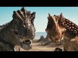 Land of the Lost - All T-RexAllosaurus Scenes (English 1080p)