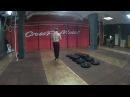 Noah Olsen's handstand walk challenge. Tkachuk Evgeniy.
