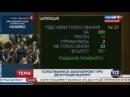 60 минут 13 00 18 01 2018 Верховная Рада Украины приняла закон о деоккупации Донбасса