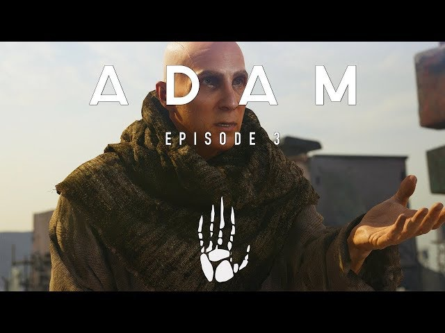 Oats Studios - ADAM. Episode 3 (rus, AlexFilm)