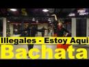 Bachata | Illegales - Estoy Aqui | Дмитрий и Яна | ШКОЛА ТАНЦЕВ STREET PROJECT | ВОЛЖСКИЙ