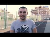 Оренбуржцы желают удачи Габилу Мамедову