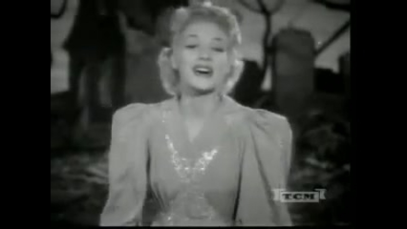 Betty Hutton - Old Man Mose Aint Dead