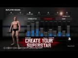 Новый режим Road to Glory в игре WWE 2K18!