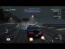 Догоняем на Ford Mustang Shelby GT500 Super Snake в Need For Speed Hot Pursuit 2010
