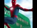 Костюм Человека-Паука! Человек-паук Возвращение домой.