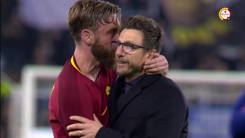 Обзор матча Рома - Лацио от