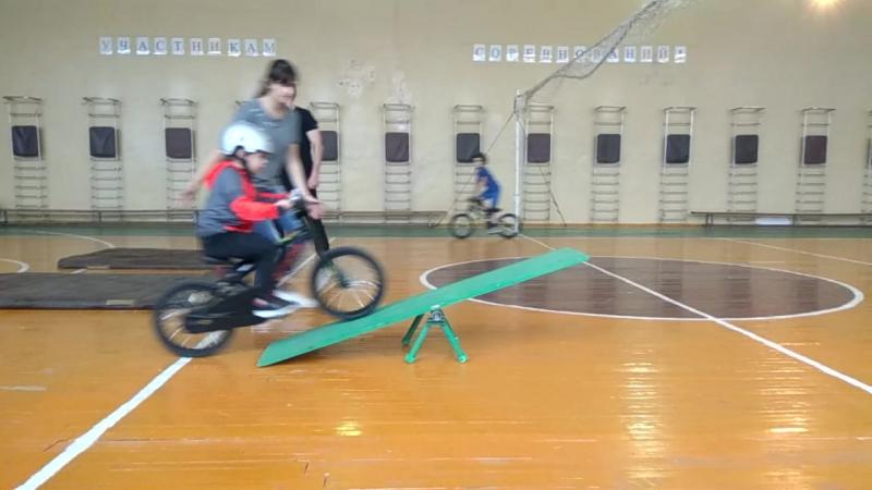 Велотренировки