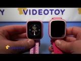 Smart Baby Watch Q100 (GW200S) - детские GPS часы.