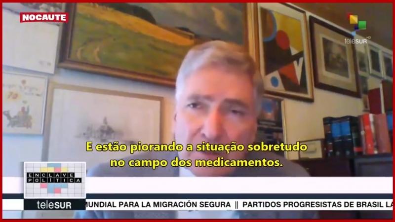 Afinal Há Crise Humanitária Na Venezuela