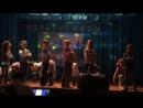 Выступление Марго Танец разбойники