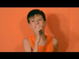 13 year old boy Jared Cardona singing All Around The World Music Video cover by Justin Bieber