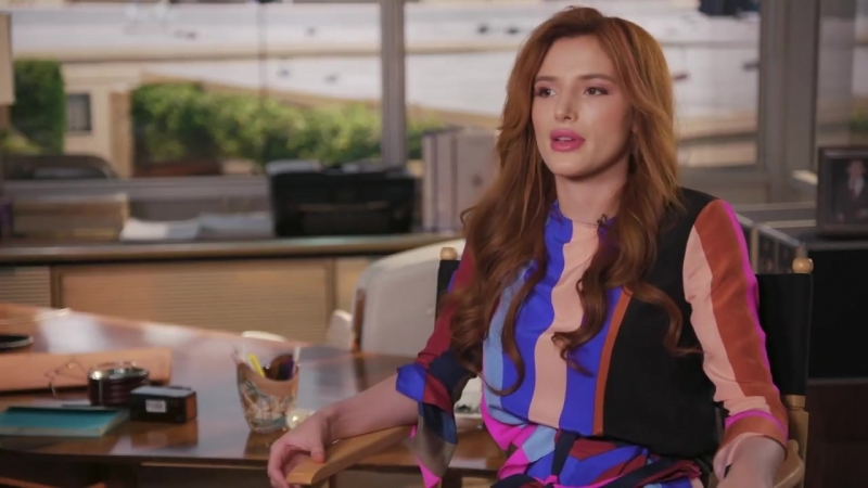 TVLine Famous In Love Season 2 Preview -- Bella Thorne and Marlene King