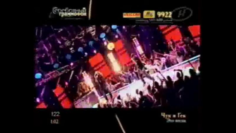Серебряный граммофон (ОНТ, 2006) Чук и Гек - Эта весна