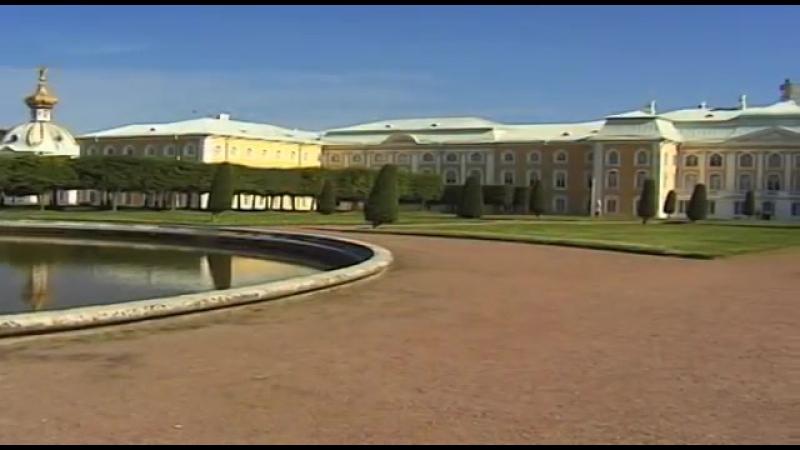 Peterhof El Versalles de Russia