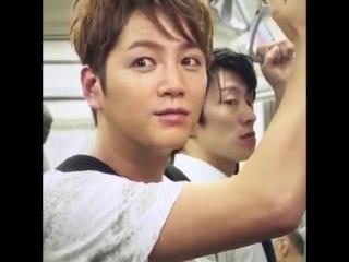 何回見てもニヤニヤしちゃう ❤️ JKS • Fuji TV, Sukkatto Japan, 12.09.2016