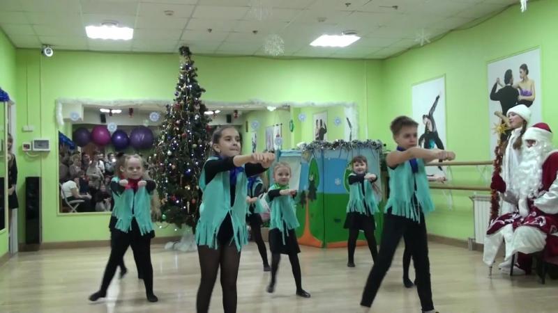 Танец Веселые ковбои