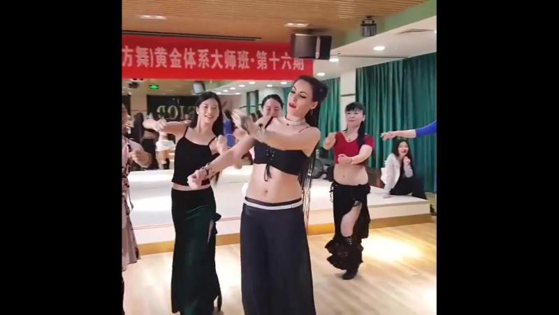Alex Delora bellydancetv tanec jivota