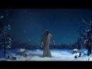 как смерть Новый год отмечала)) хехе)