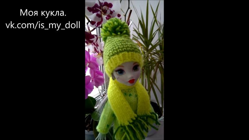 Новая шапочка и шарфик..Доставка в любой город России.