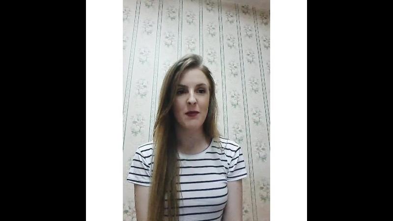 Тимати и Егор Крид - Где ты где я (bulgarian girl's cover)