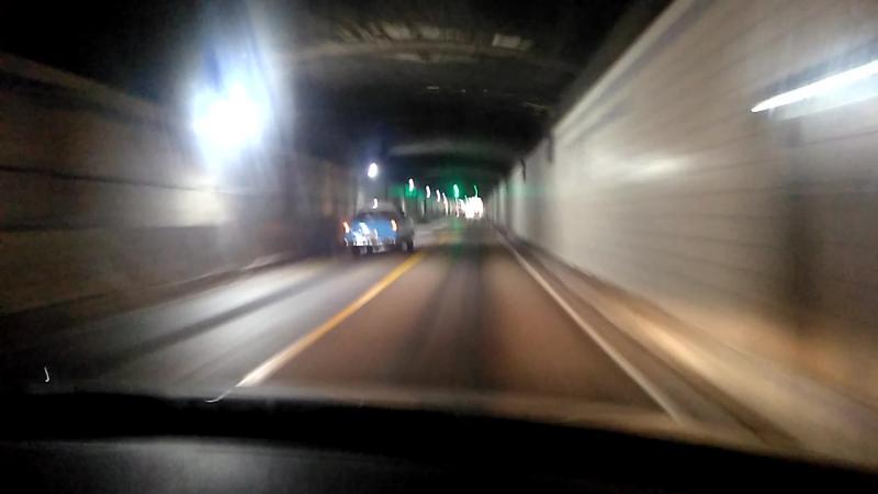Cuba. Havava tunnel | Куба. Гаванский тоннель