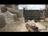 Gameplay with Beretta ARX160. WF.