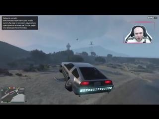 ч.34 Один день из жизни в GTA 5 Online - Машина моей мечты!!