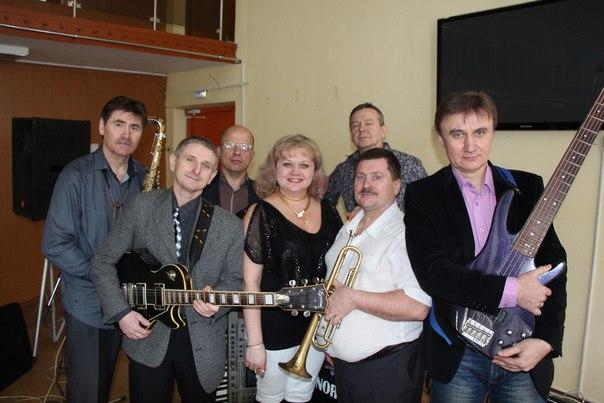 2010 сб Группа Регион-69 в ресторане Баклажан