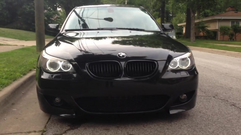 BMW 545i Sport w_ Full M5 Sport Body Kit FOR SALE! (Cleveland_Akron_Canton Area)