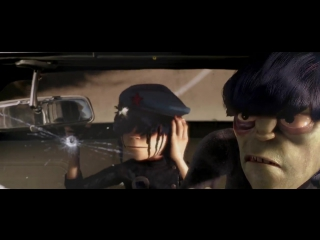Gorillaz - Stylo (Official Video)