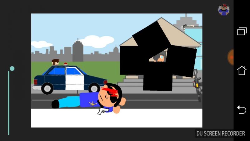 зонг полицейский
