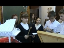 Выступление ученицы 8-б класса Махориной Ольги в качестве экскурсовода