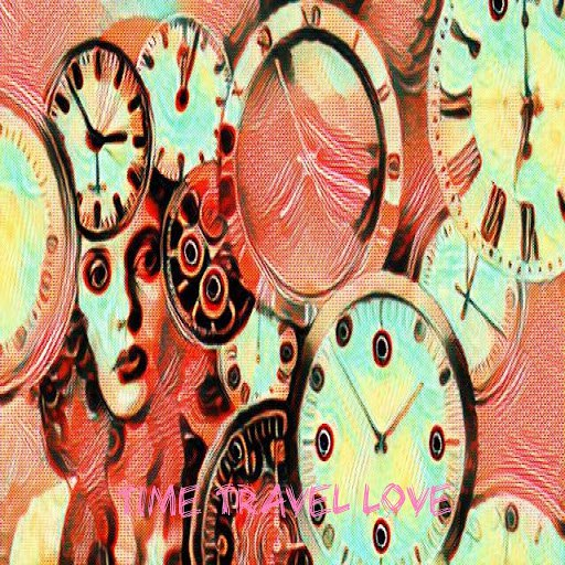 Dot альбом Time Travel Love