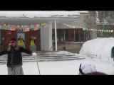 Масленица на Красной горе. 18.02.2018. Выступление - песня Кабы не было зимы.