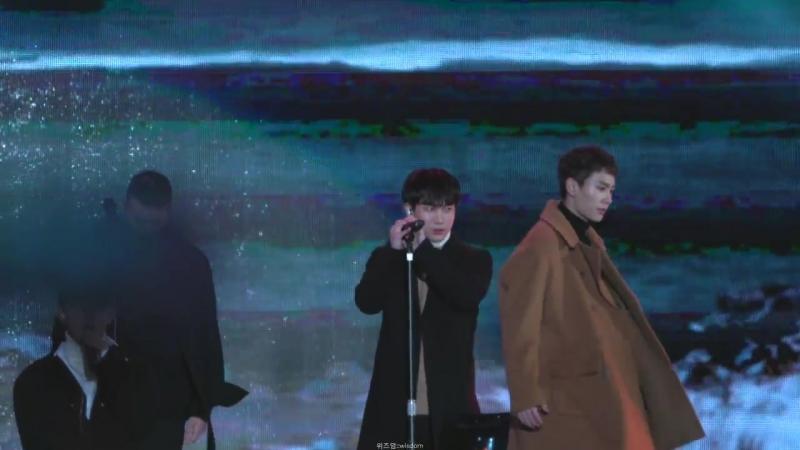 [FANСAM] 10.02.2018: BTOB - Missing You (Фокус на Ынквана) @ K-Pop World Festa