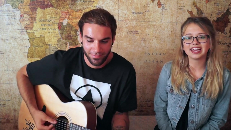 Durch den Monsun cover by JackTheBusch feat Laura Kamhuber