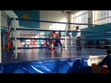 финал чемпионата области по кику против чемпиона Казахстана