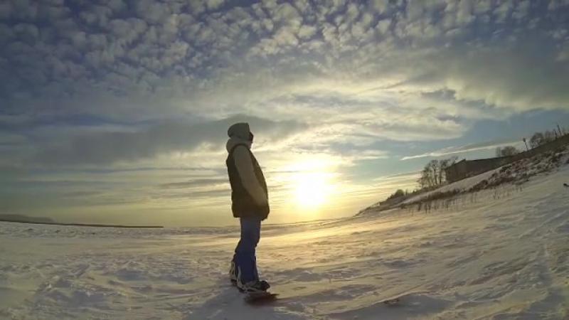Last winter with @lepatov