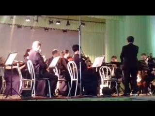 С концерта государственного симфонического оркестра РС(Я)